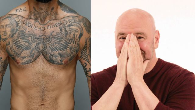 Dana White Plays Guess Those Tattoos