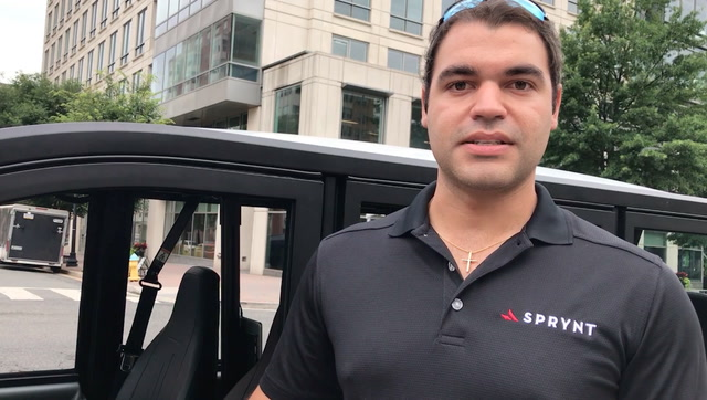 Ride-hailing start-up offers free trips