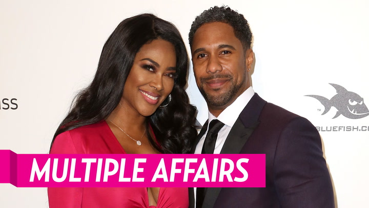 'Real Housewives of Atlanta' Star Kenya Moore's Estranged Husband Marc Daly Had 'Multiple Affairs' Before Split