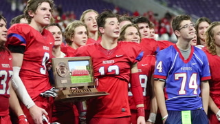 Pequot Football vs St. Croix Lutheran Semifinals