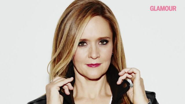 Samantha Bee: 2017 Glamour Woman of the Year