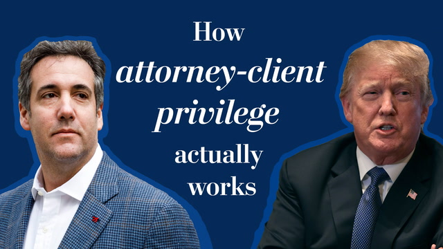 How attorney-client privilege actually works