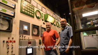 A day at the Willmar Municipal Utilities' Power Plant