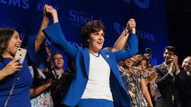 How historic are women's gains in Congress?