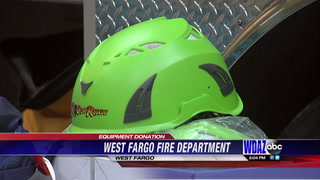 Specialized equipment donated to West Fargo Department