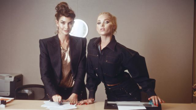 Workin' 9 to 5 . . . Inside the Vogue Office!