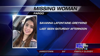 Fargo woman missing; last seen Saturday afternoon
