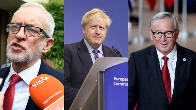 British, E.U. leaders react to Brexit deal