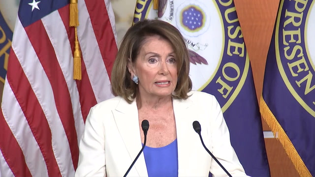 Pelosi: 'Putin appears to be President Trump's puppeteer'