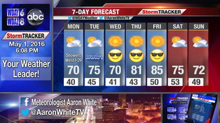 StormTRACKER Weather Sunday Evening