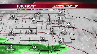 StormTRACKER Weather Friday Evening
