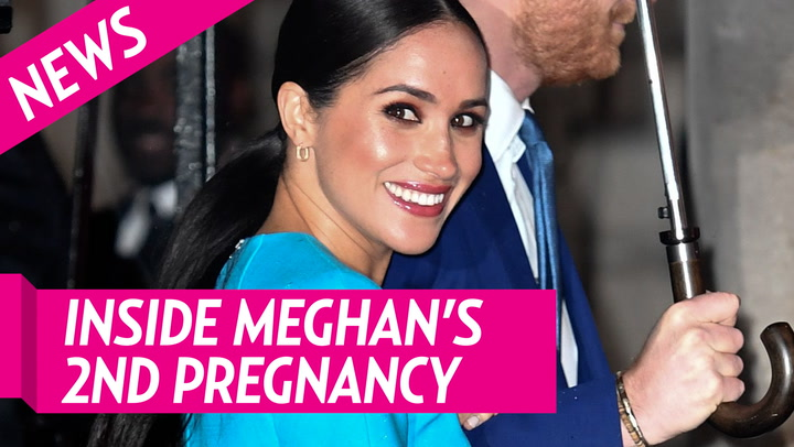 Pregnant Meghan Markle, Prince Harry Haven't Picked a Name for Their Daughter Yet