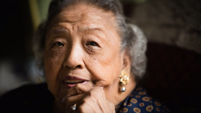 Cecilia Marshall, widow of Thurgood Marshall, in rare on-camera interview