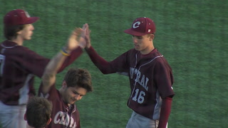 HS BASEBALL: Central sweeps Red River, Sacred Heart handles KCC