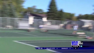 EDC Tennis: Sheyenne, North qualify for state, Red River wins title