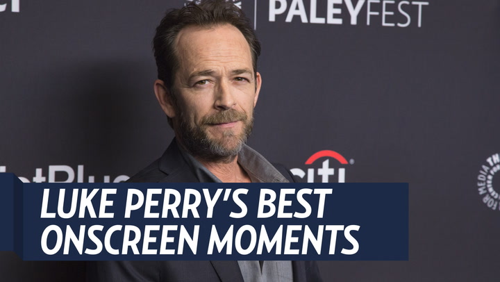 'Riverdale' Cast Pays Tribute to Late Costar Luke Perry as They Start Production of Season 4