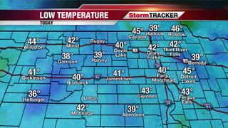 Monday Afternoon: Sunny and Mild!