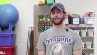 The Drill: Landon is a Rogers, so he plays baseball -- naturally