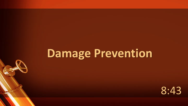 05 Practical Pipelines Damage Prevention - Burleson