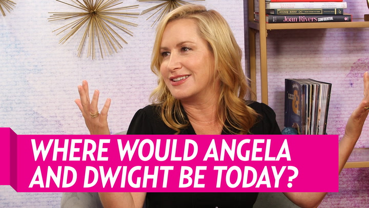 Angela Kinsey Reveals Where The Office's Angela and Dwight Would Be Today