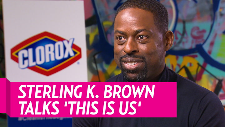 Sterling K. Brown and Ryan Michelle Bathe Argue in Front of Their Kids: 'They've Got to See it All'