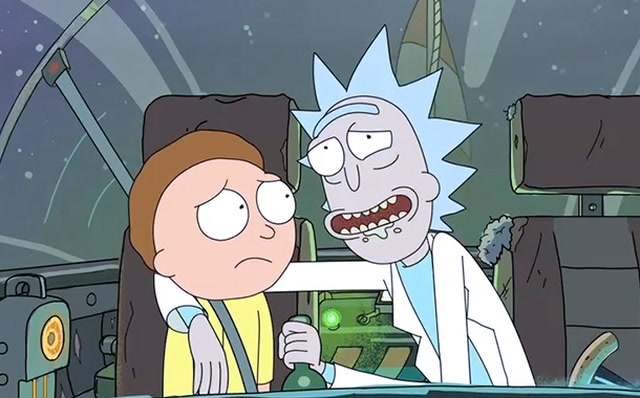 """Complicated"" Contract Issues Causing Delays For Rick And Morty Season 4"