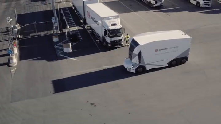 Video Shows First Level 4 Autonomous Truck Getting Commercial Approval