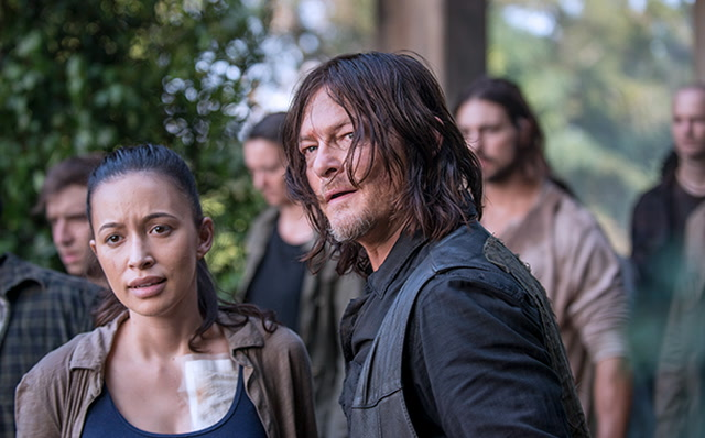 The Walking Dead Crossover With Fear The Walking Dead To Play In Theaters Nationwide