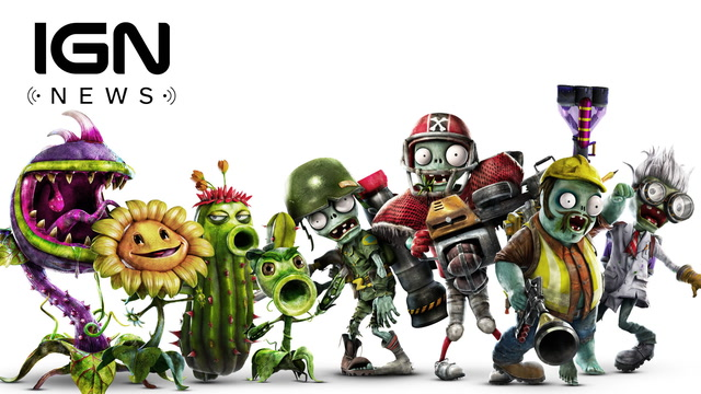 More Evidence of a New Plants vs. Zombies Project Emerges - IGN News