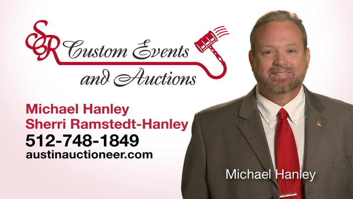 Professional Licensed Auctioneer for Your Next Event