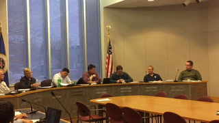 Council member Kerry Kolodge called council out for emergency meeting