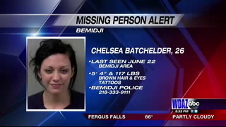 26 year old Bemidji woman reported missing