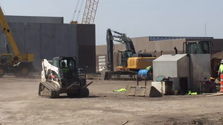 Construction moving along on new Minnkota headquarters