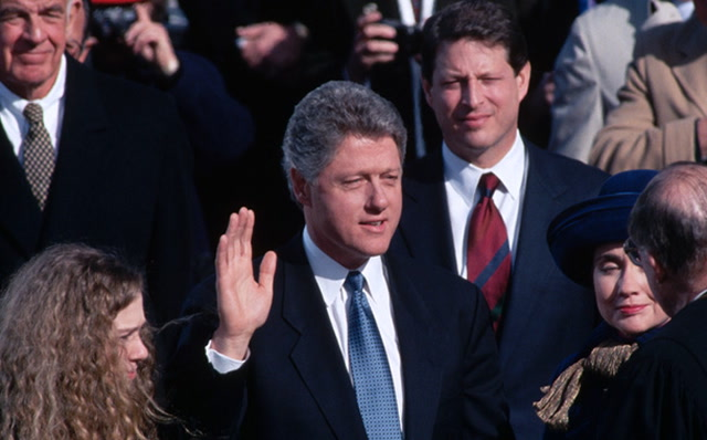 """""""The Breach: Inside The Impeachment Of Bill Clinton"""" Cancelled At History Channel"""