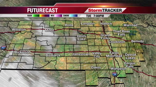 Stormtracker Forecast: Breezy Tomorrow