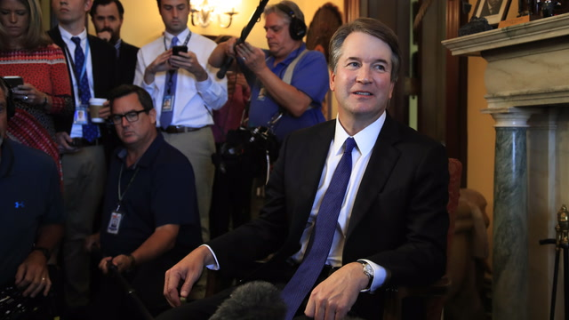 Democrats' fractured arguments against Supreme Court nominee Brett Kavanaugh