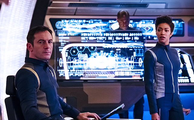 Star Trek: Discovery Has Been Renewed For Second Season On CBS All Access