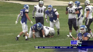 Dickinson State routs Mayville State