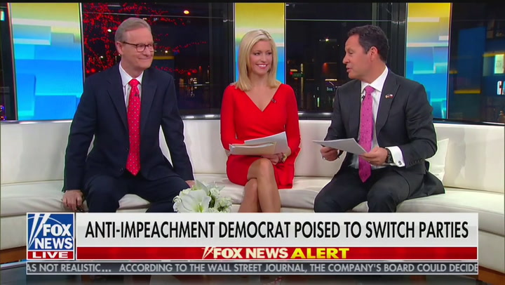 Brian Kilmeade 'Stunned' by Fox News Poll Differing From What 'Fox & Friends' Pushes About Impeachment