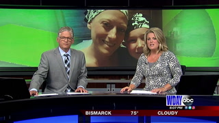 Expectant mother diagnosed with Lymphoma, keeps fighting