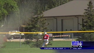 Cobbers lose 10-6 after late inning rally