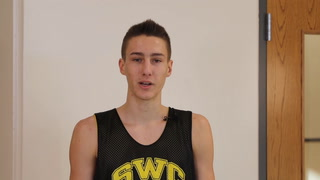 The Drill: Southwest Christian's Walhof is always ready to assist