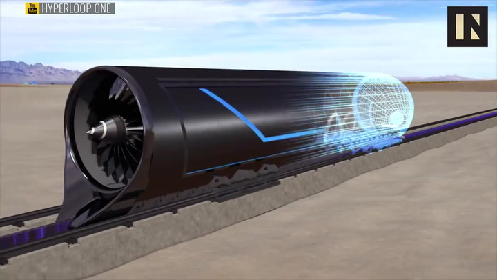 Elon Musk Details Incredible Hyperloop Plan to Connect With SpaceX Launches