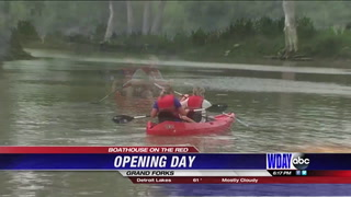 Boat Rentals on the Red River have begun