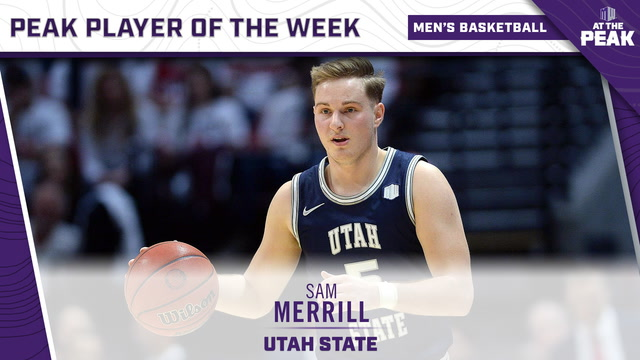 Mountain West Men's Basketball Player of the Week – Feb. 17