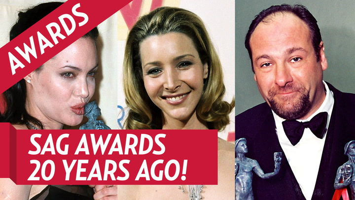 What the SAG Awards Looked Like 20 Years Ago