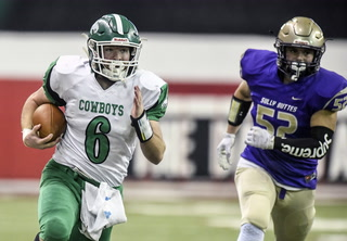 Colome tops Sully Buttes in Class 9B overtime thriller