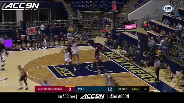 Maryland-Eastern Shore vs. Pittsburgh Basketball Highlights (2018-19)