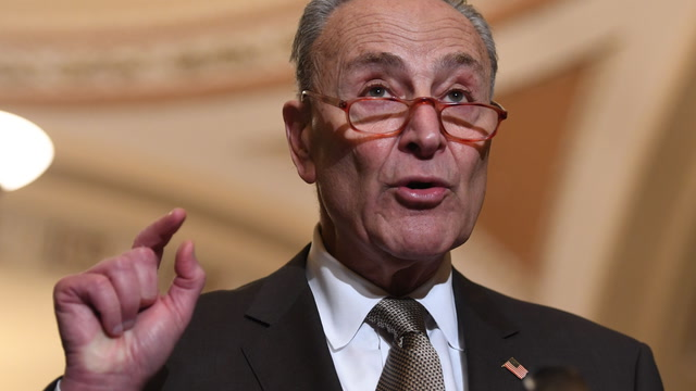 Schumer says impeachment trial 'has to come first' for 2020 candidates