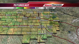 StormTRACKER Weather Webcast Wednesday Night